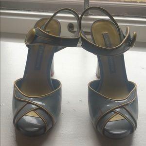Chinese laundry retro heels